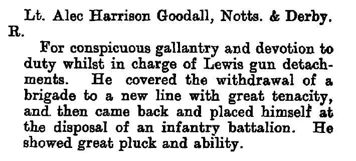 Goodall 1918
