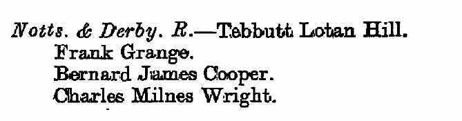 Grange Gazette 1917
