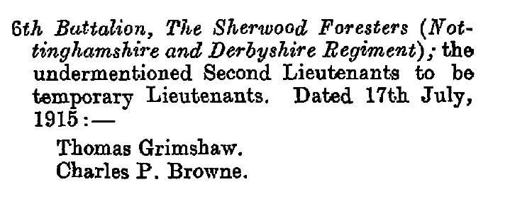 Grimshaw Browne 1915