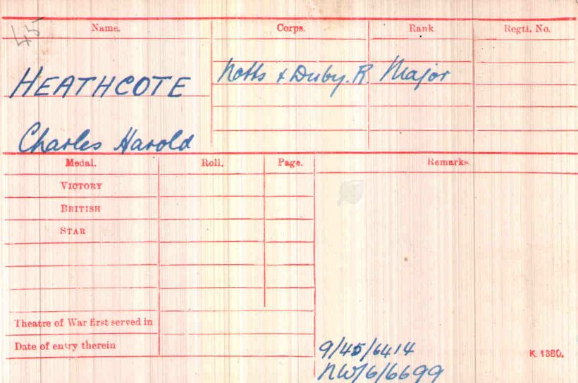 Heathcote CH MIC