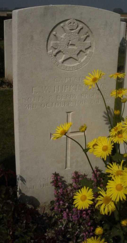 Hipkins grave