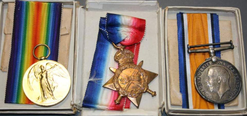 hutchence medals