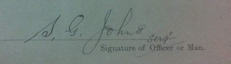 johns signature
