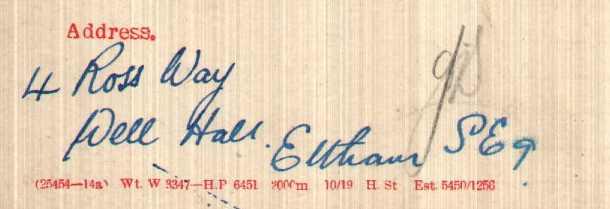 Kershaw address