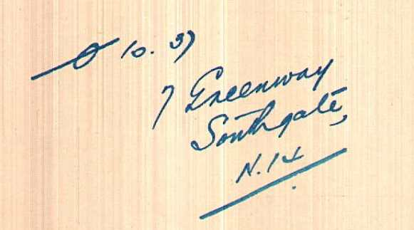 Mabbott address