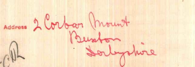 Maughan address
