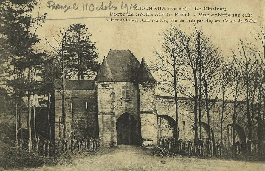Officers Hospital Lucheux