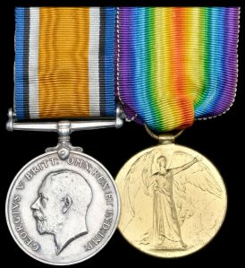 Palmer medals