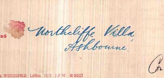 parkinson address