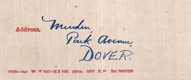 rivington address