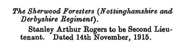 rogers SA 1915