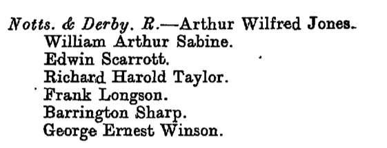 scarrott 1918
