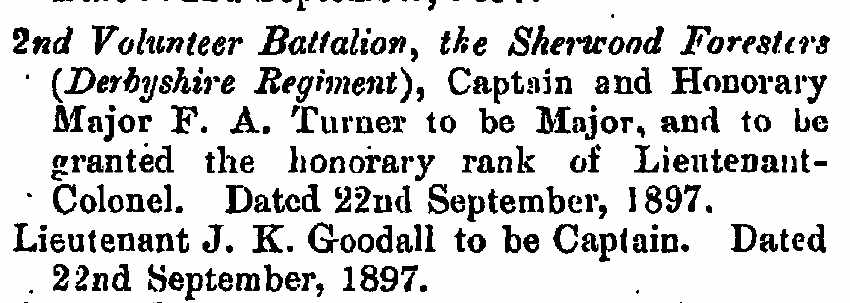 Turner Goodall 1897