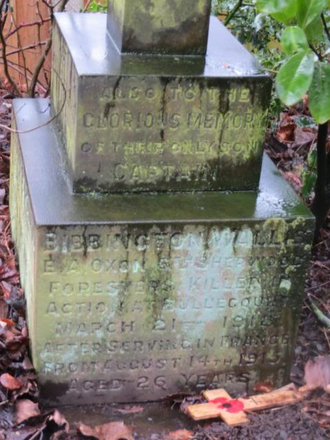 Wallis grave