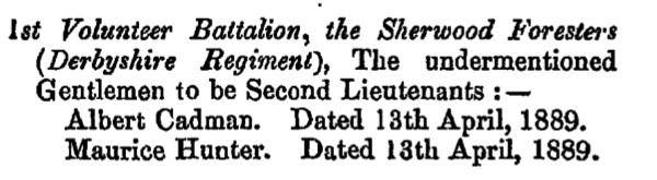 Hunter LG April 1889