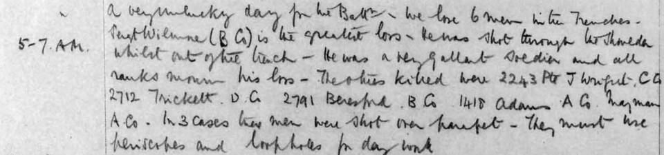 20th April 1915