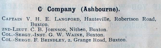 C Company 1911