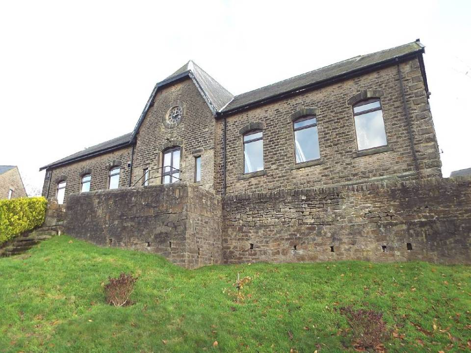 Drill Hall Whaley