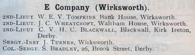 E Company 1911