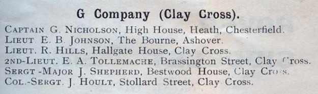 G Company 1911