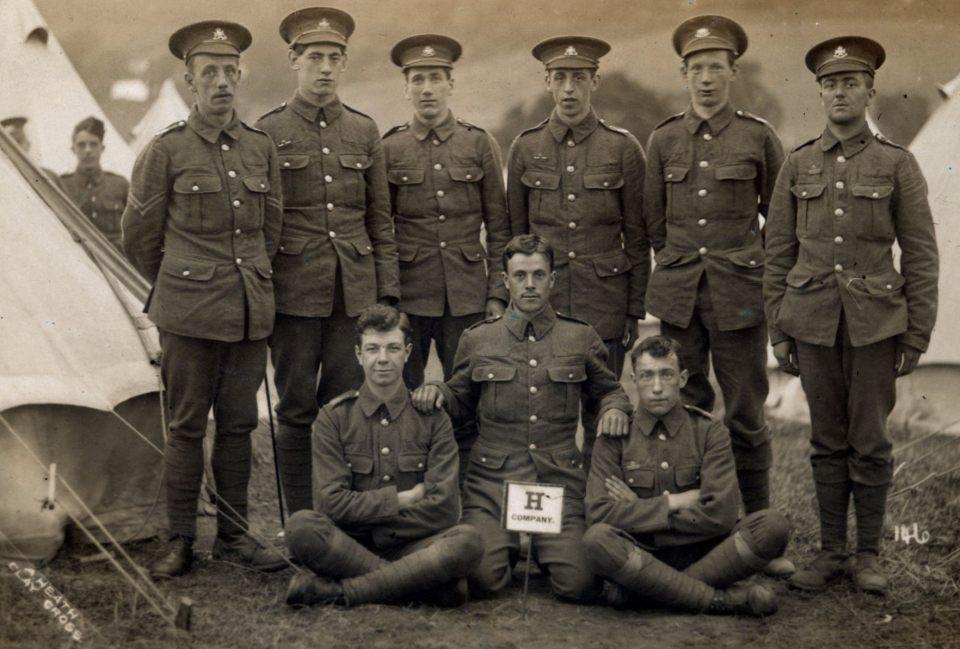 H Coy 1912