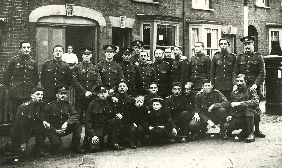 Lincolnshire Regiment Harpenden