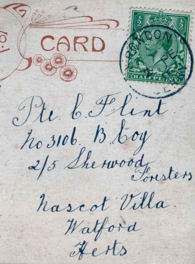 Flint Feb 1916