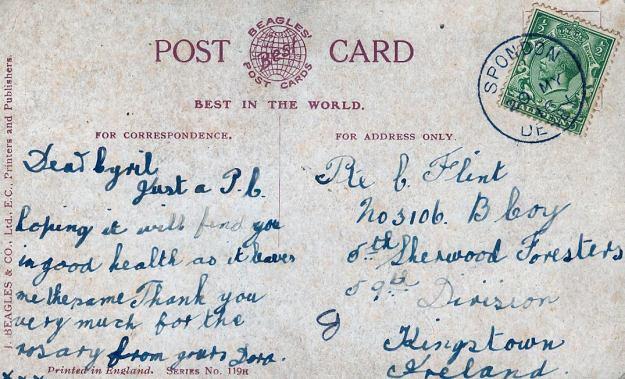 flint may 1916