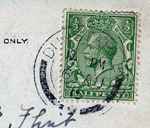 3106 Flint stamp