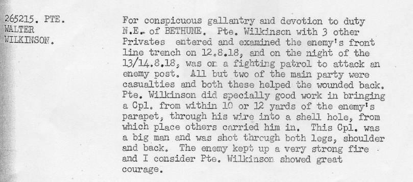 265215 Wilkinson