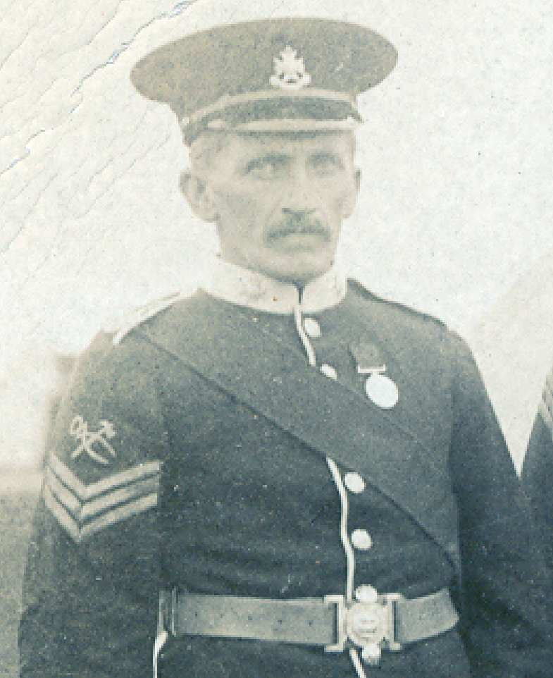 Armourer Sergeant