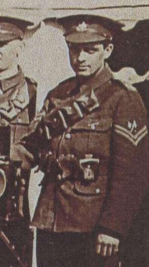 Signaller Corporal