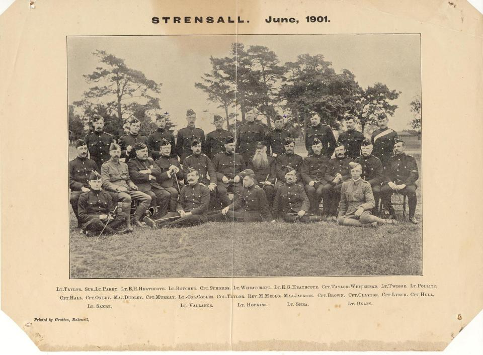 Strensall 1901