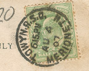 towyn-stamp