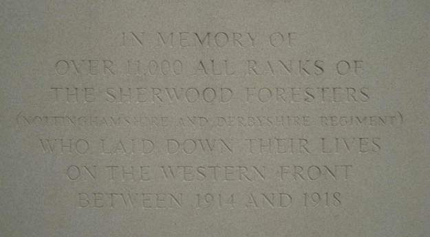 Tyne Cot Sherwood