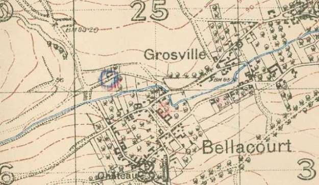 Bellacourt cemetary
