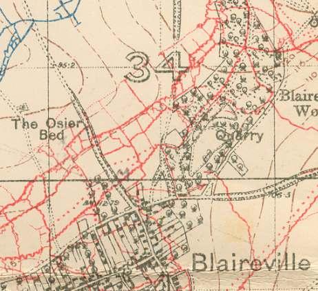 Blaireville quarry