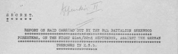 Raid 21 September 1916