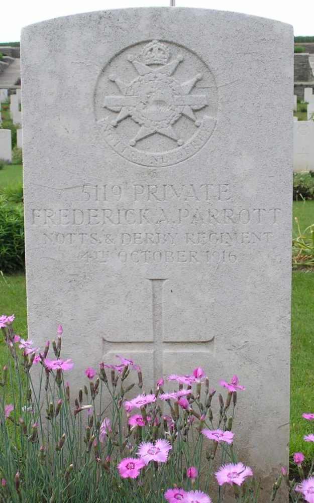 5119 Parrott grave