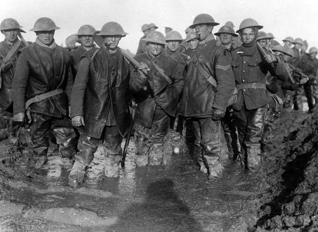 Mud december 1916
