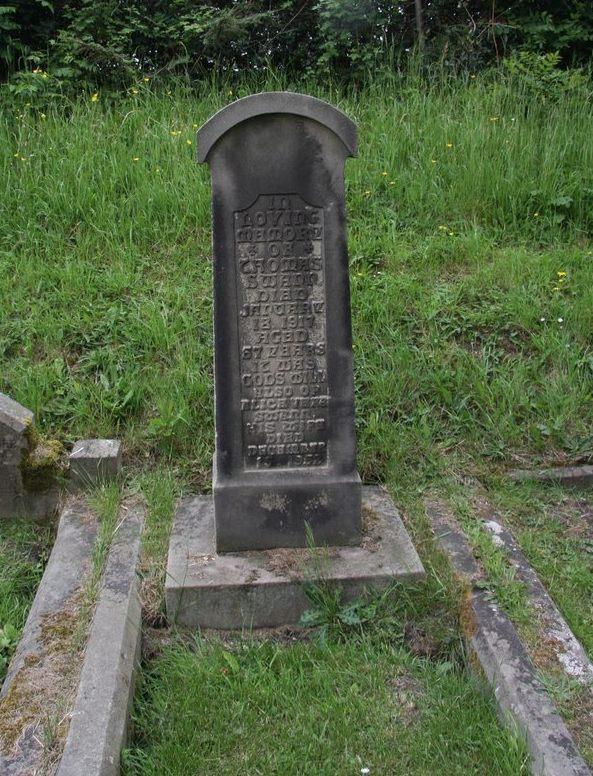 swann grave
