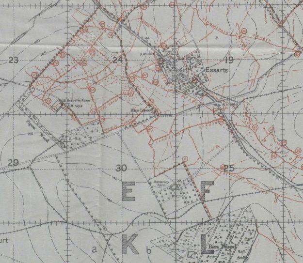 Essarts 1917