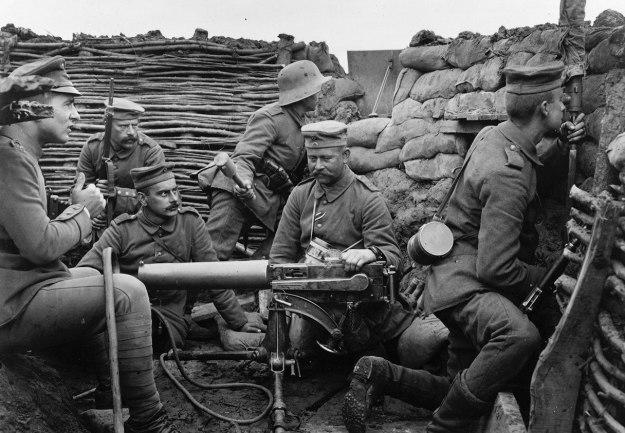 Fonquevillers 1917