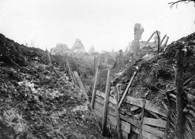 Gommecourt 1917
