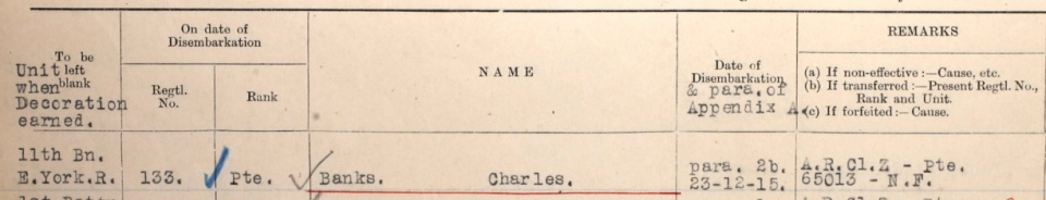 133 Charles 14-15 Star
