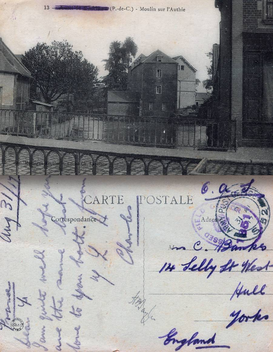 Aug 31 1917