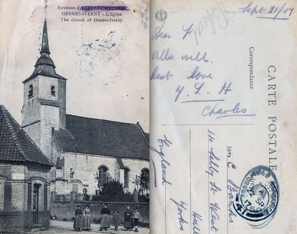 sept 21 1917