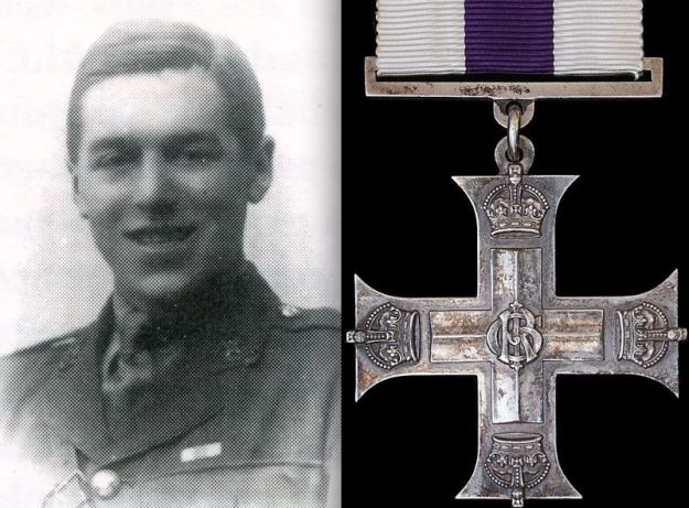 rowland military cross