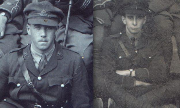 Bond Evans 1917