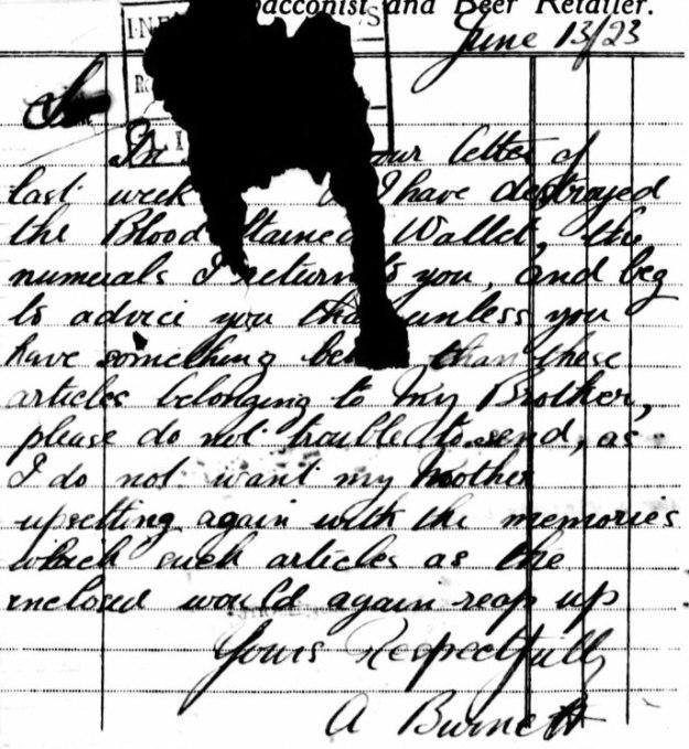 Burnett Letter